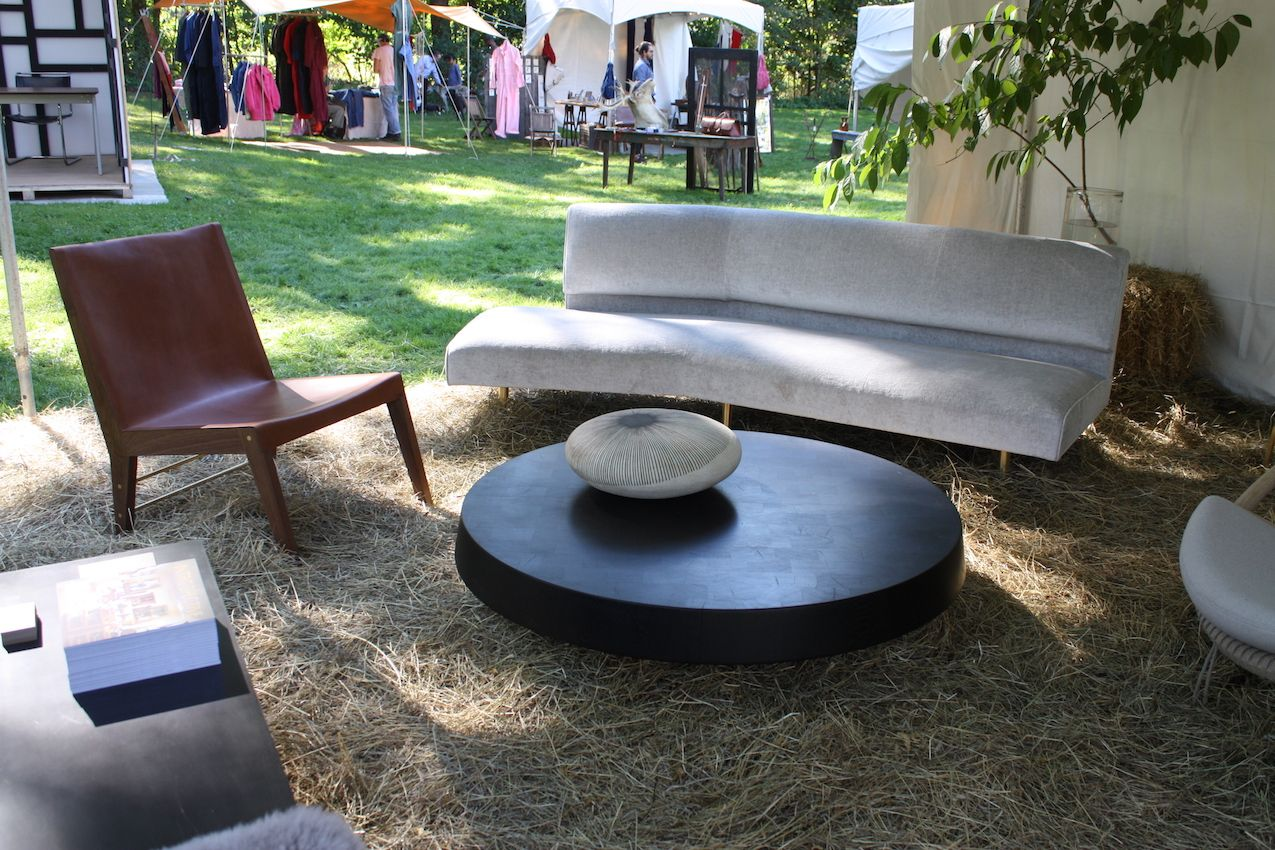 Modern Makers Show Off Artful and Hand-Crafted Wood Furniture