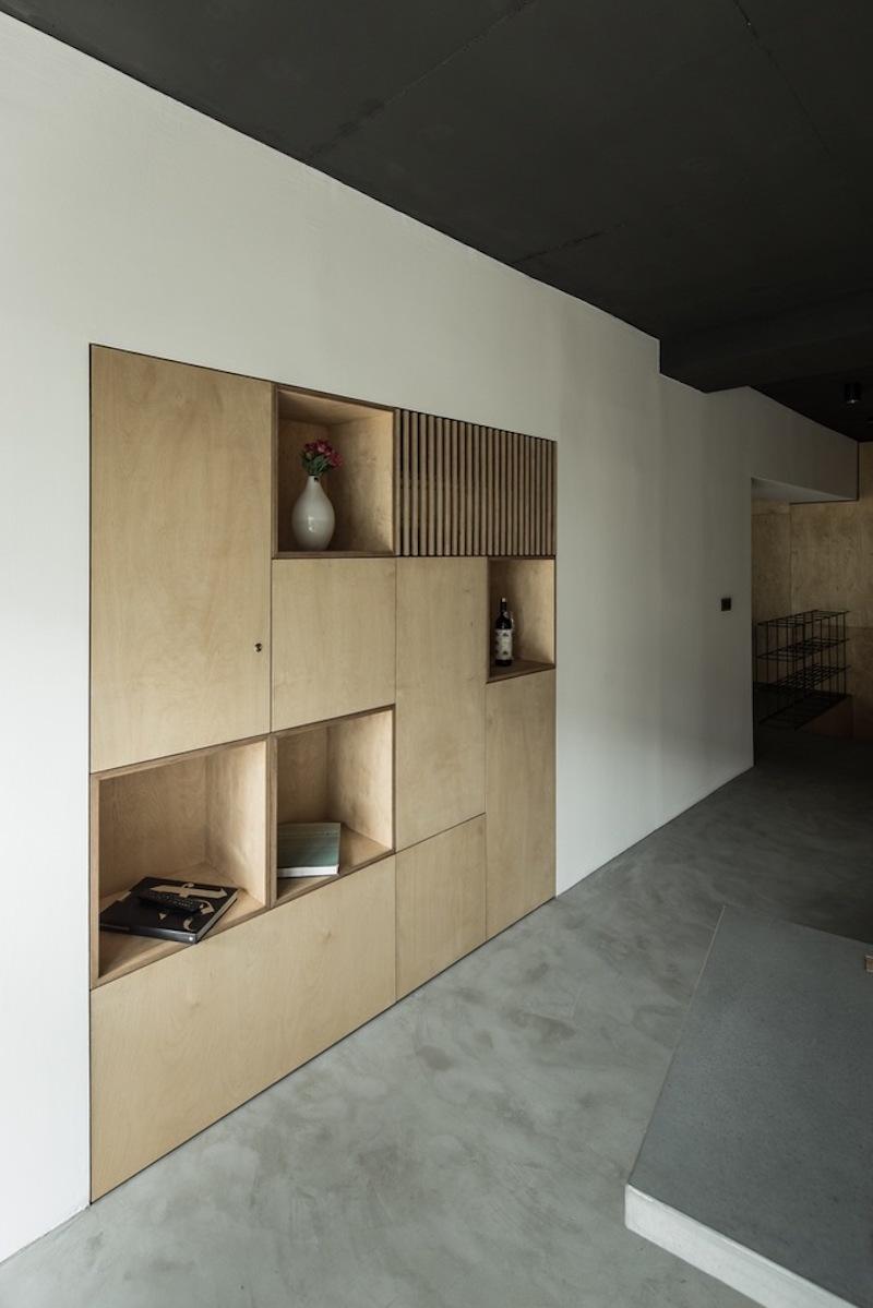 Framehouse office showroom