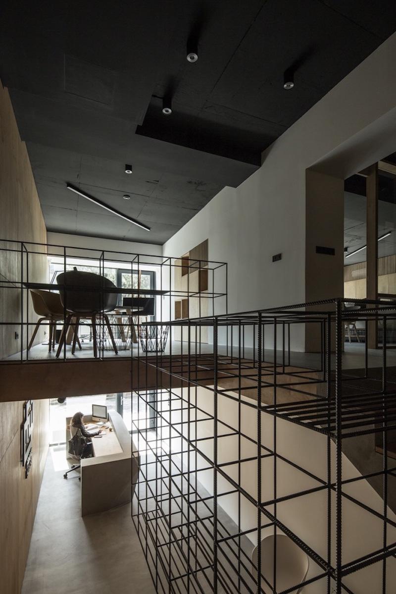 Framehouse office two floor
