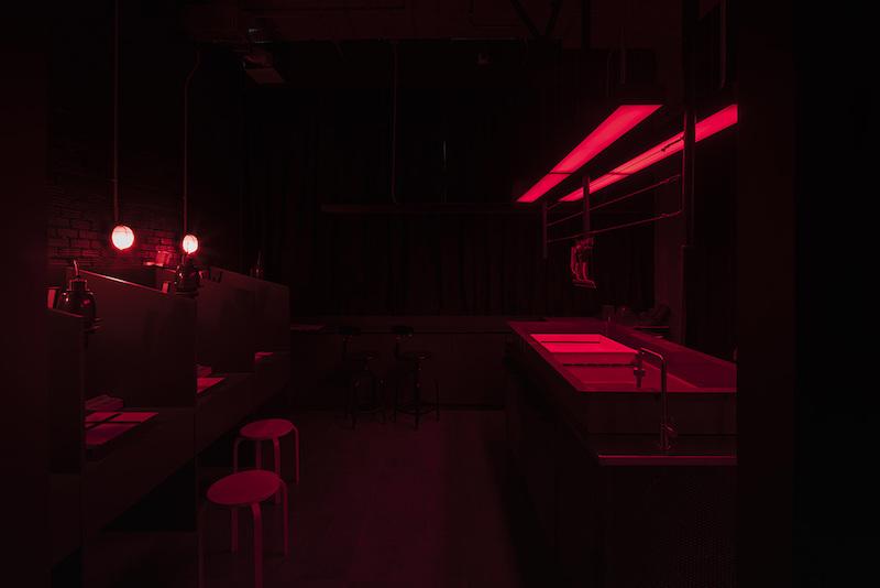 Hubba Thailand dark room