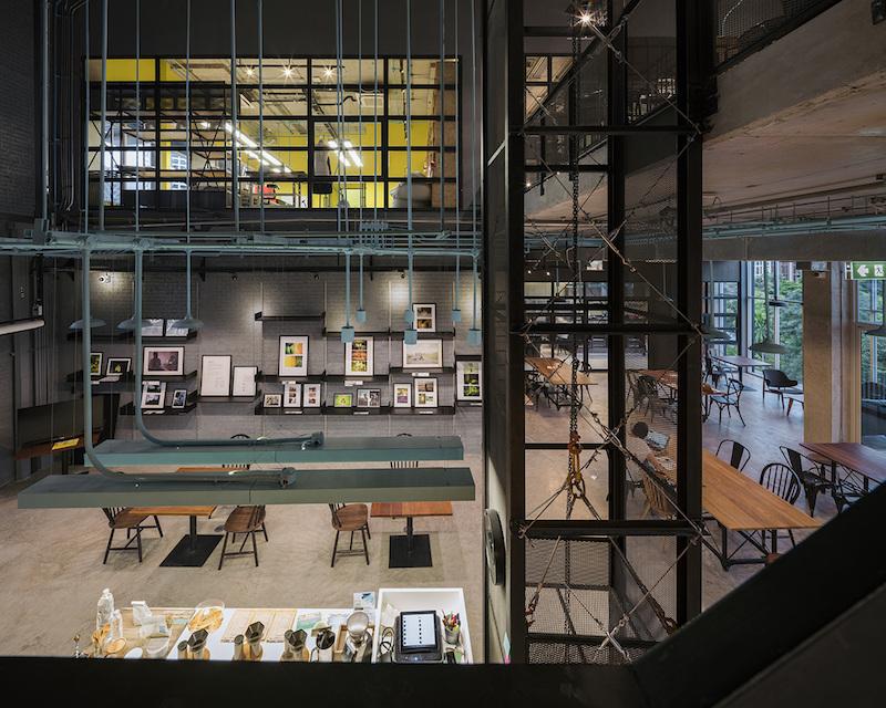 Hubba Thailand workspaces