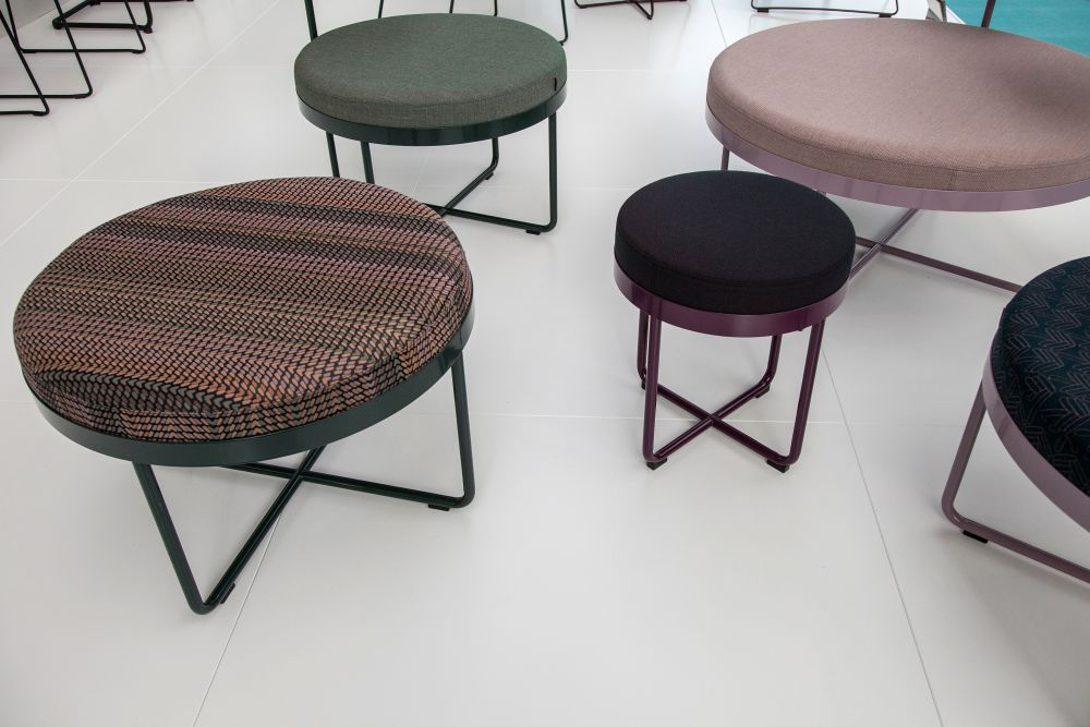 Johanson design chairs and stools