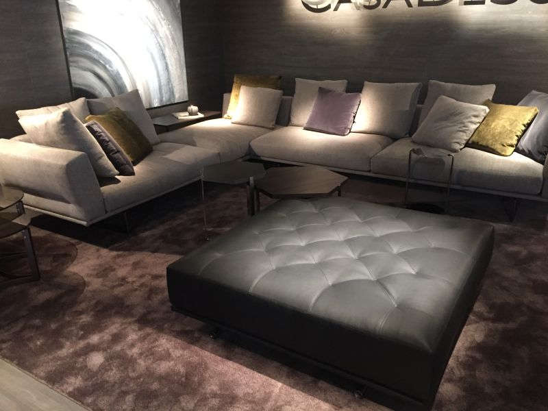 Large L shaped Sofa