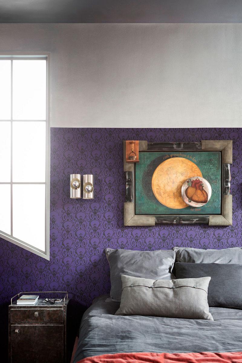 Loft 19 house bedroom wall decor