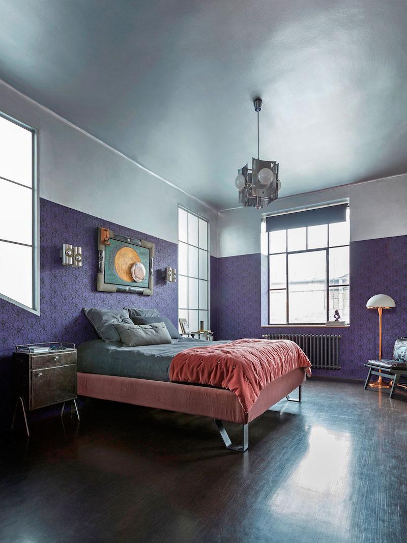 Loft 19 house master bedroom