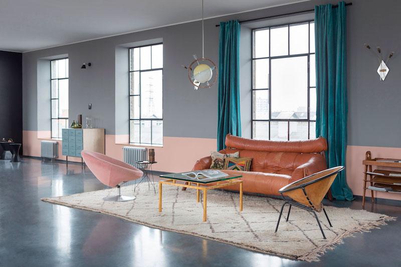 Loft 19 house sitting area decor