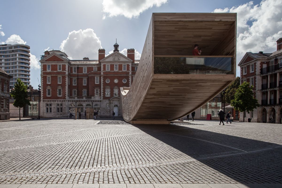 London landmark Alison brooks architects