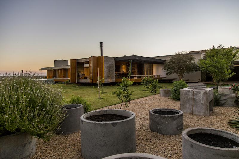 ... MCNY House Concrete Garden Planters