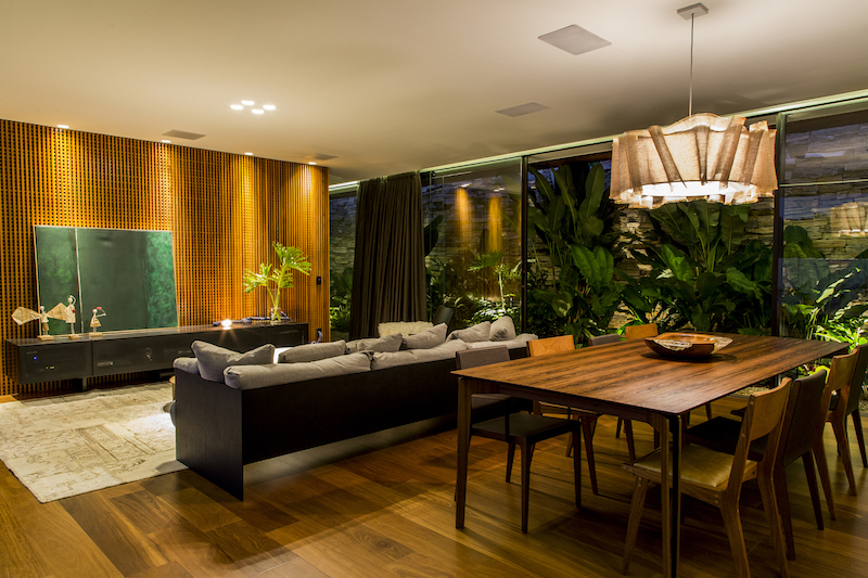 MCNY House lounge area