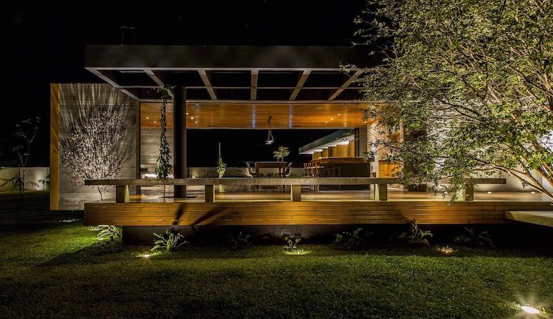 MCNY House pergola deck