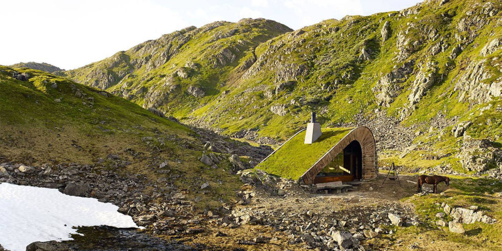 Norway Tiny Cabin