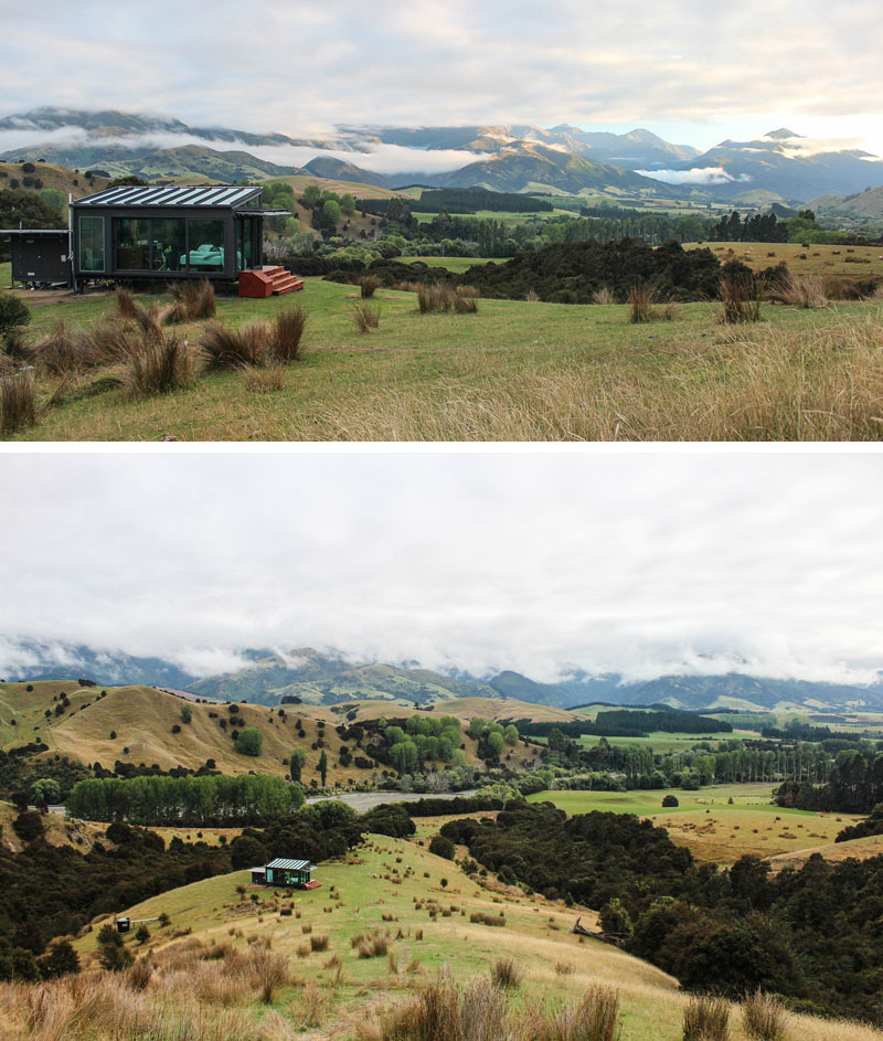 PurePods New Zealand Landscape