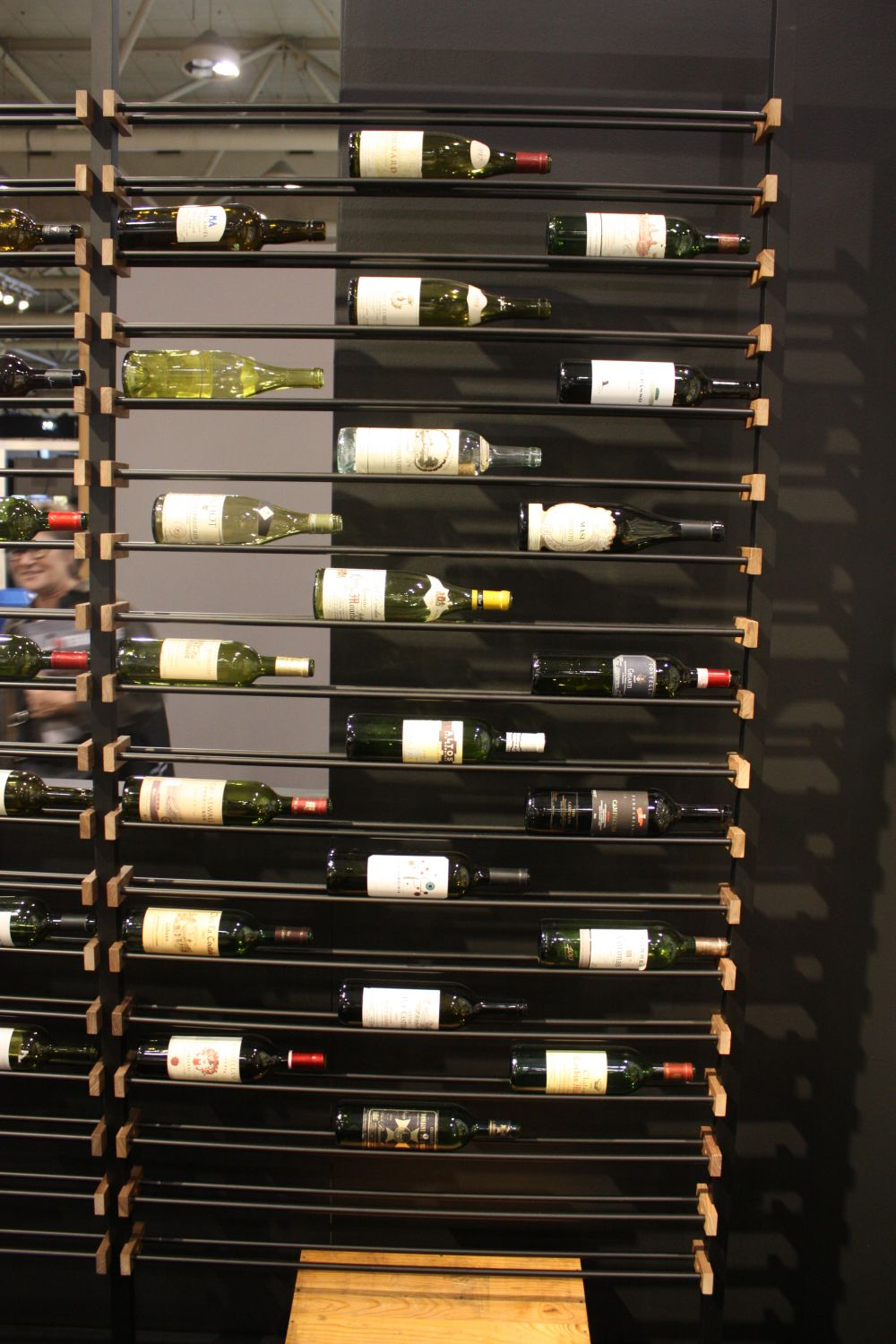 Wine Bottle Storage Angle Wine Rack Designs That Impress With Their Originality And Flair