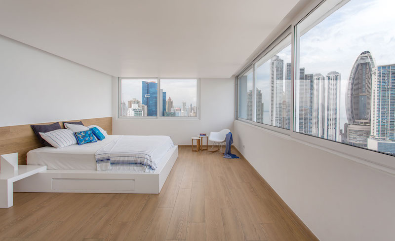 Sky in Every Room apartment bedroom layout
