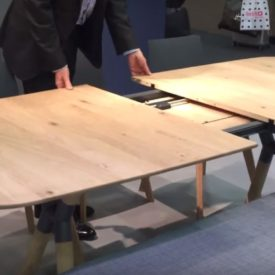 Expandable Dining Table U2013 The Secret To Making Guests Feel Welcome