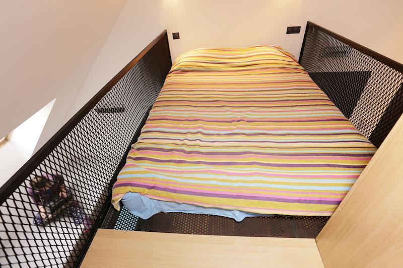 Sofia studio with bedroom nook