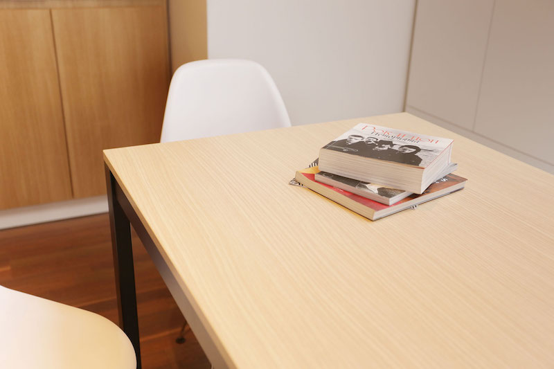 Sofia studio with dining table