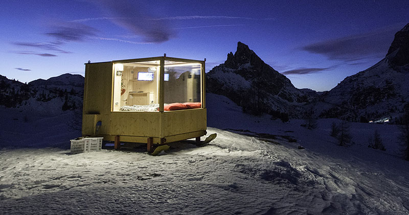 Super Tiny Cabin - northeastern Italy