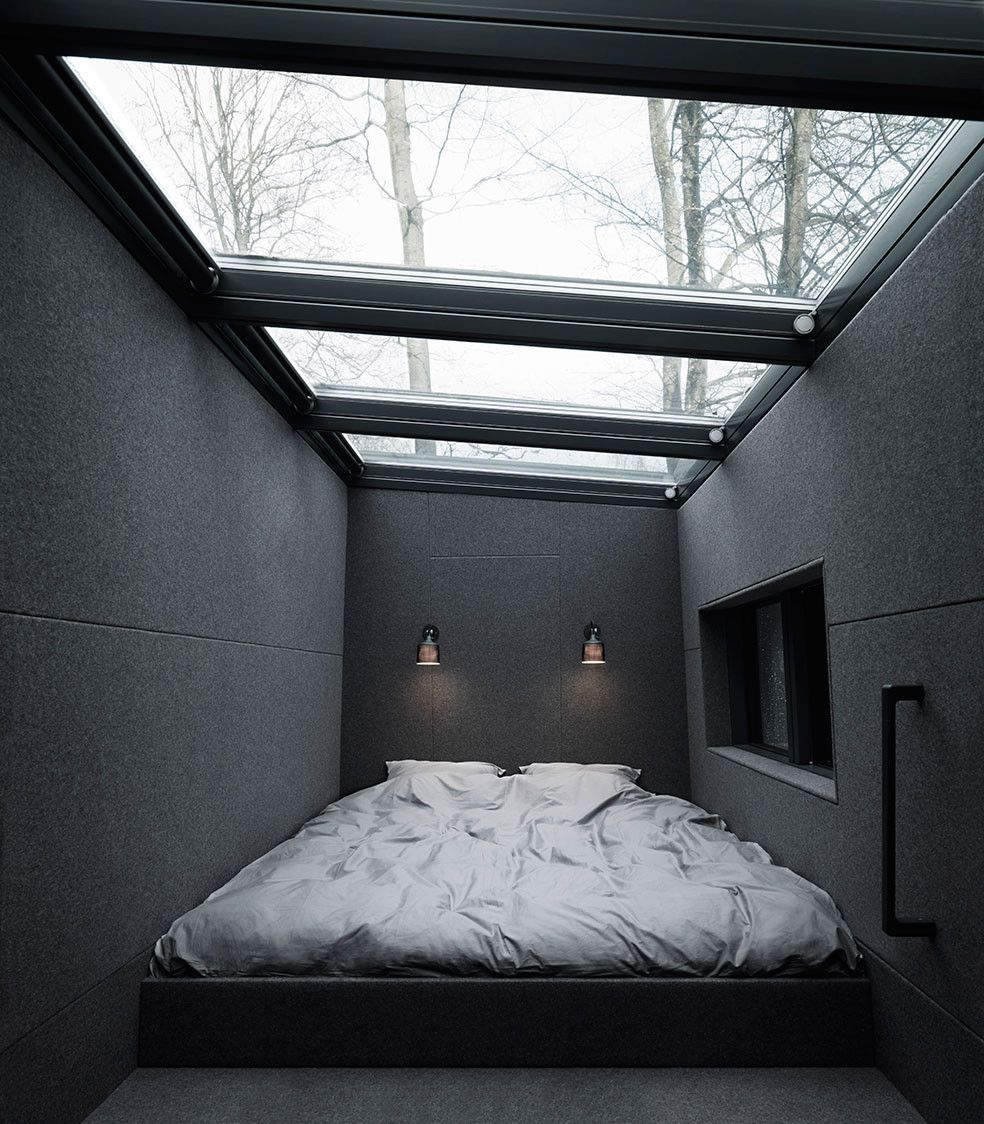 The Vipp Shelter Bedroom