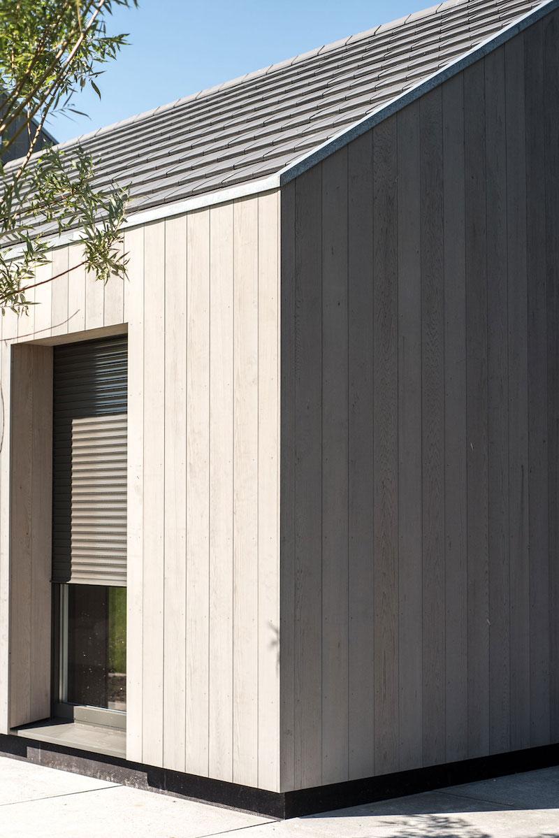 Villa Hindeloopen exterior corner