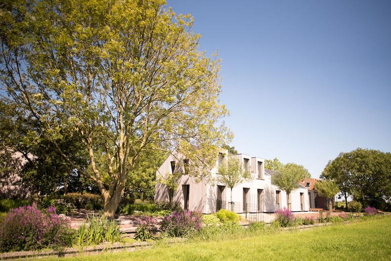 Villa Hindeloopen garden