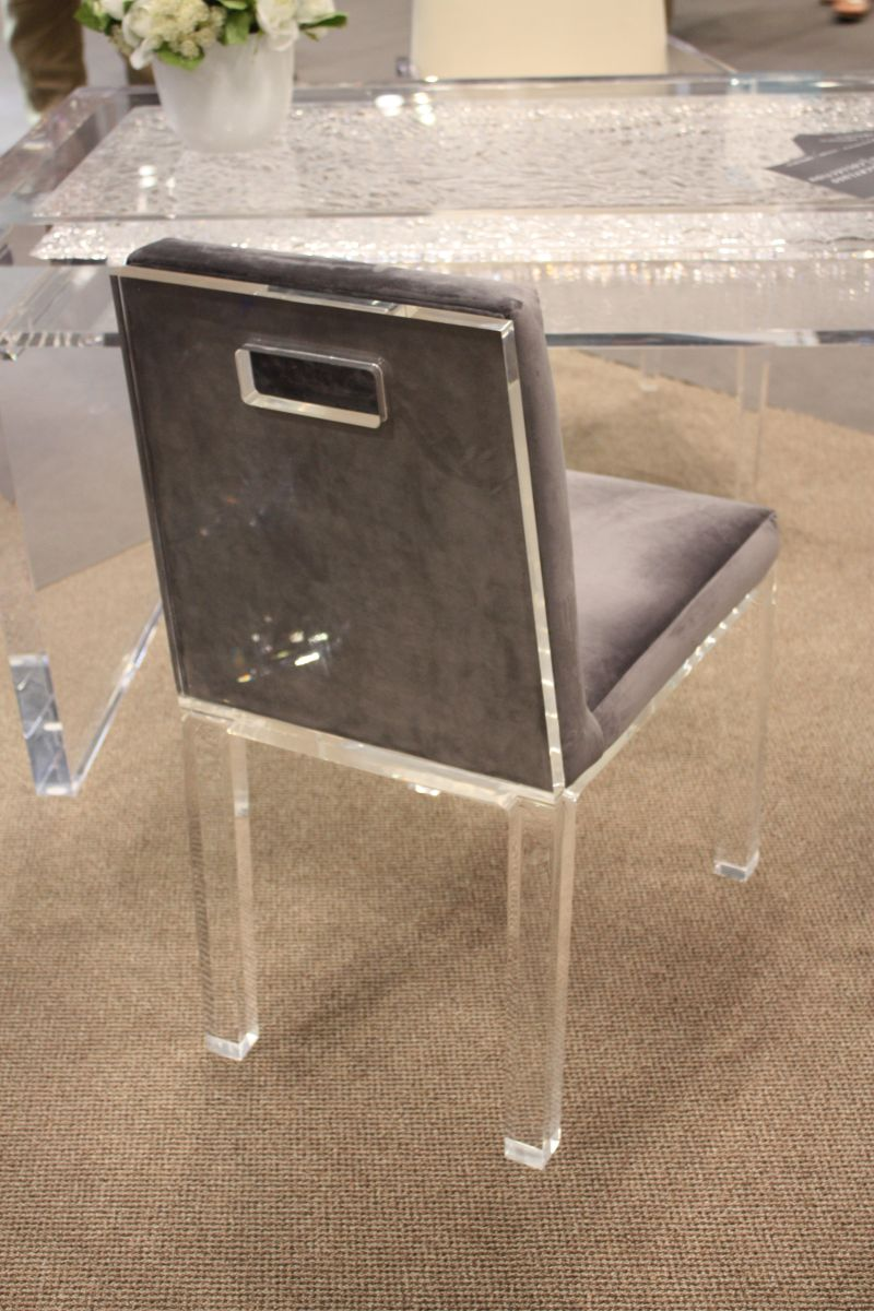 Wellington acrylic chair