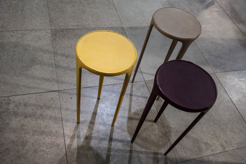 Wisp side table in different colors