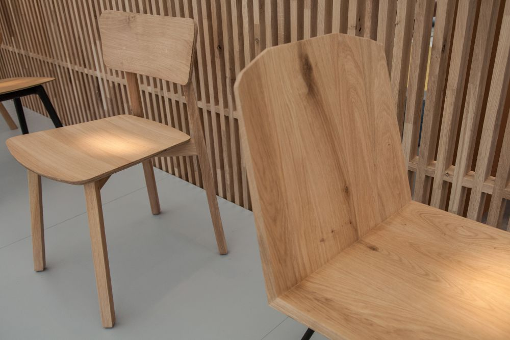 Wood Chairs from ethnicraft