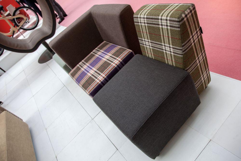 small modular sofa