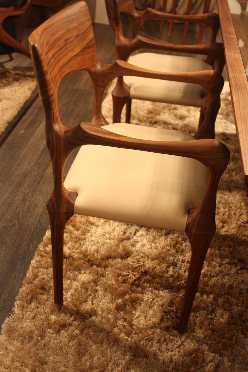 Camus dining chair Sara Bond
