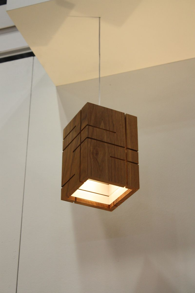 Cerno made in California Wood Lighting