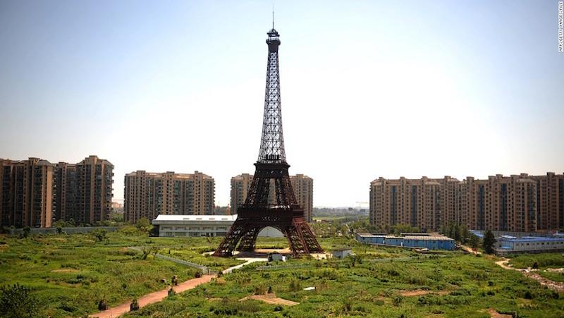 Chinese Eiffel Tower