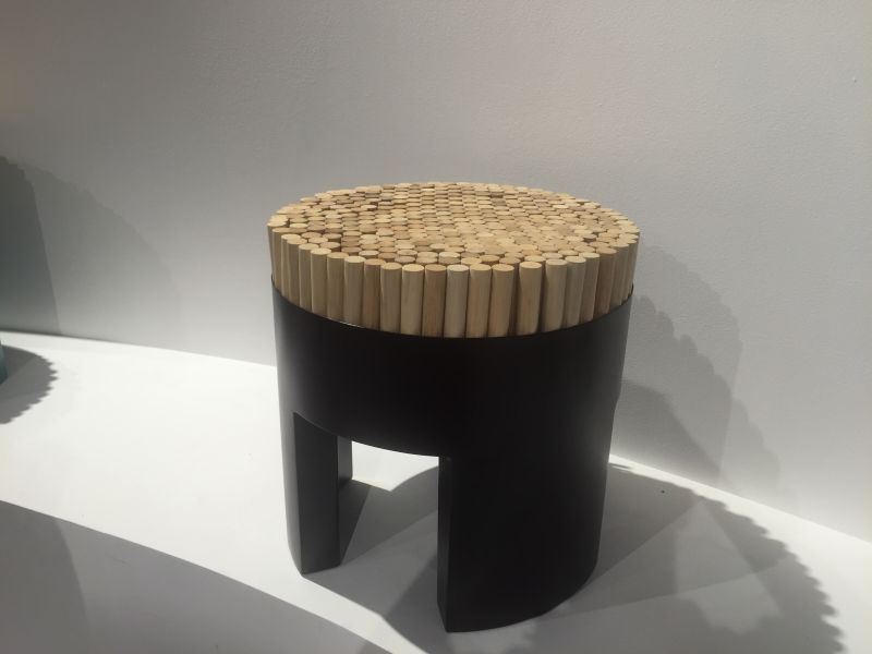 Chiquita Stool by Kenneth Cobonpue