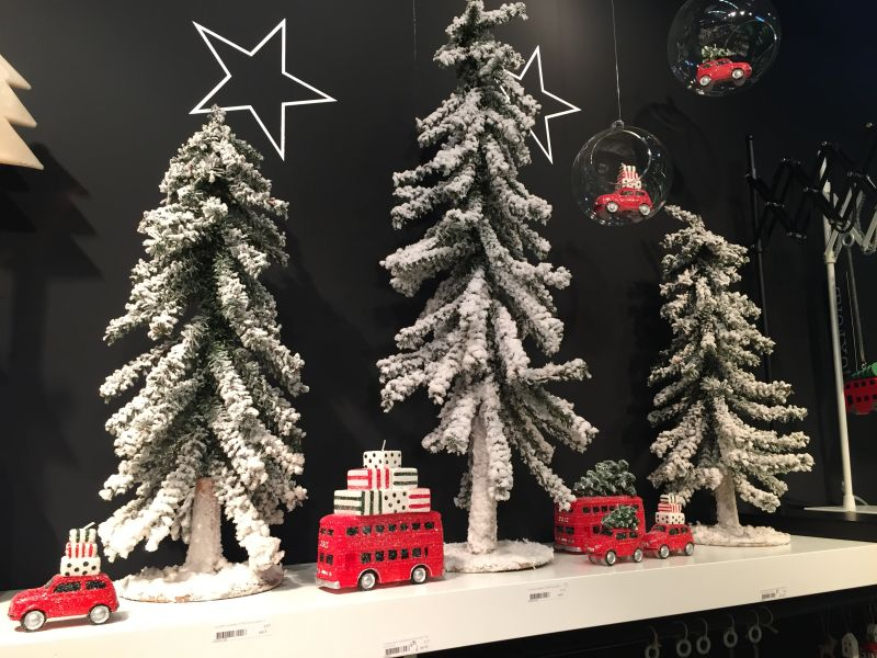 Christmas Decoration Ideas - Small Trees
