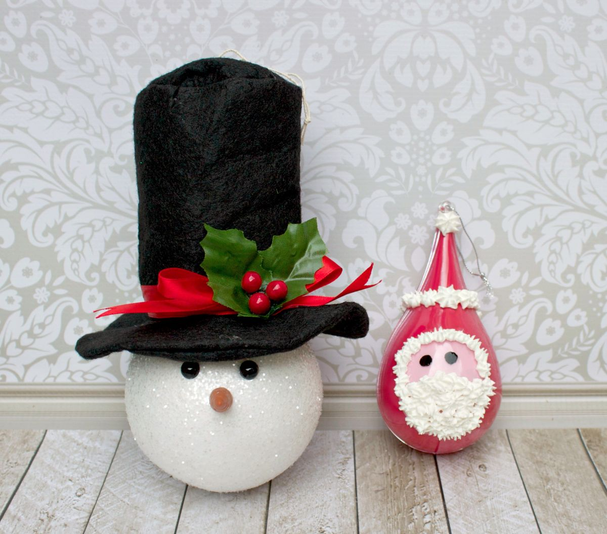 Christmas Ornaments You Can Make DIY
