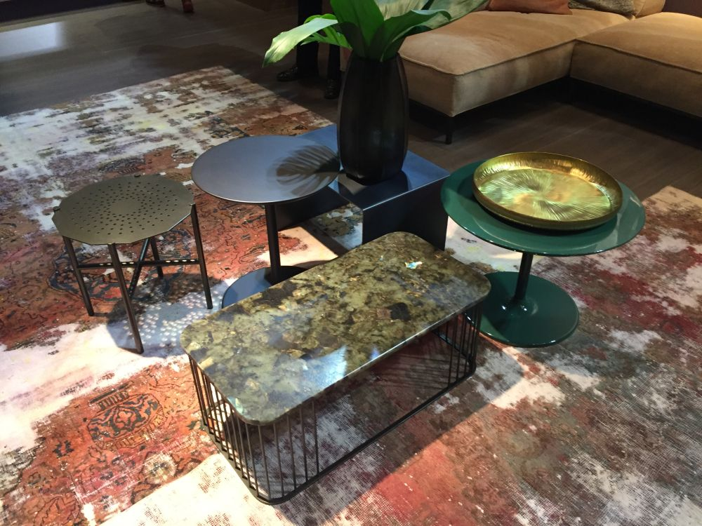 Collection of coffee tables