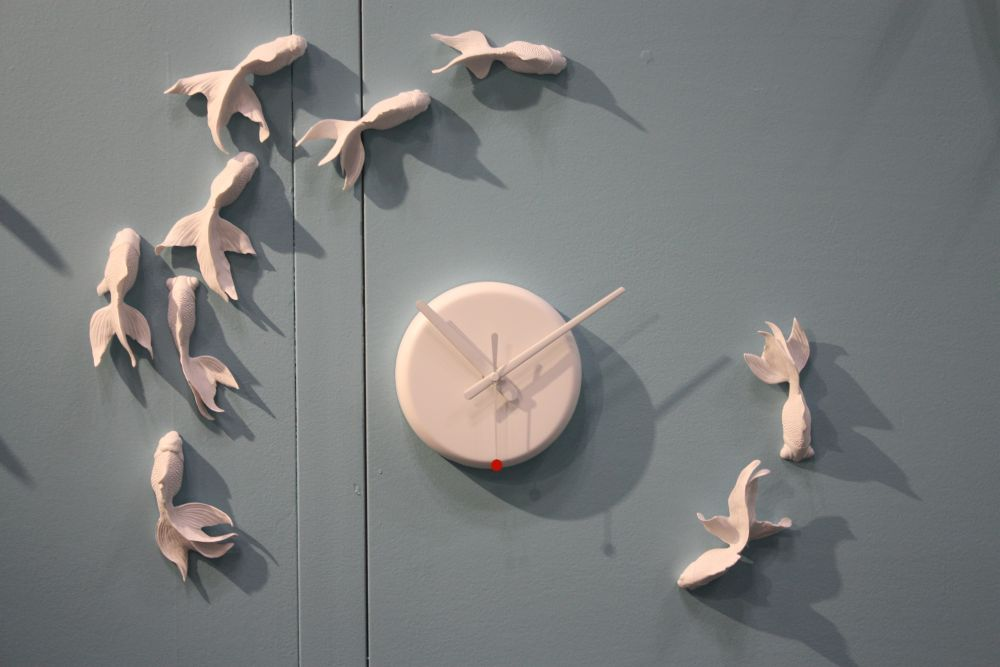 Cool wall clock design