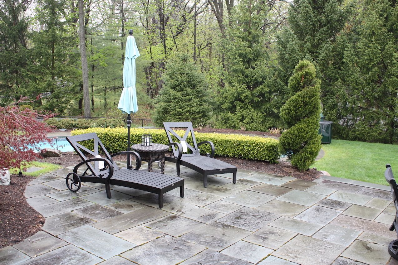 Create a beautiful patio design