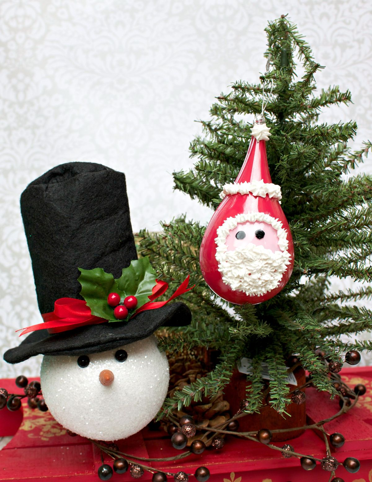 DIY Christmas Ornaments You Can Make