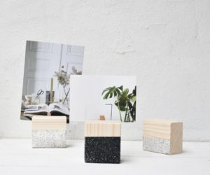 Quick and Easy DIY Cubist Photo Holders