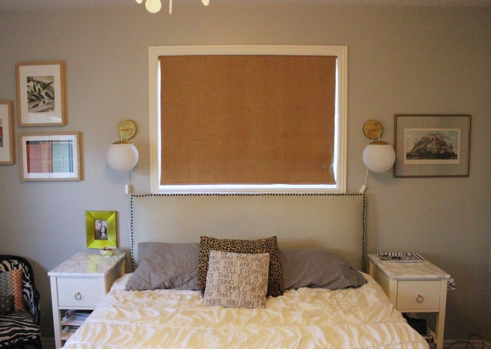 DIY Globe Brass Wall Sconce Decor