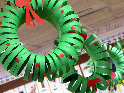 DIY Green Paper Gerland