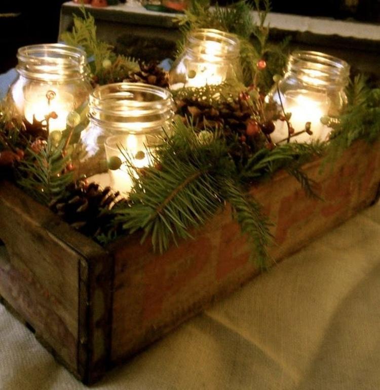 15 Diys To Dress Up Your Coffee Table For Christmas