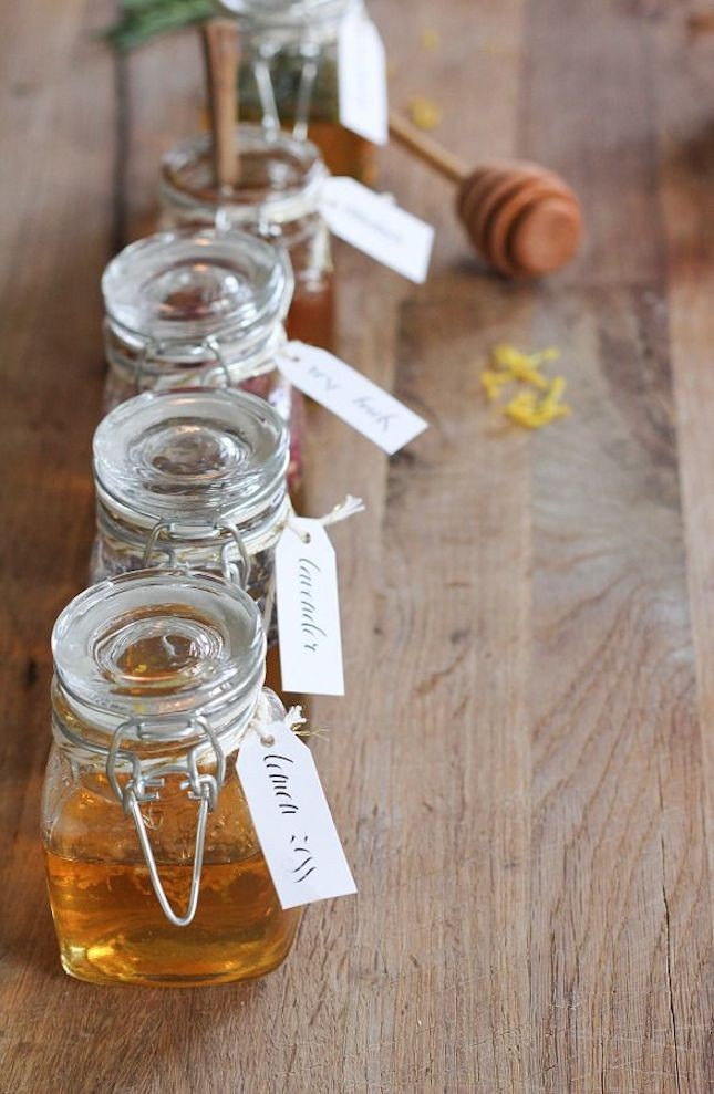 DIY honey tasting