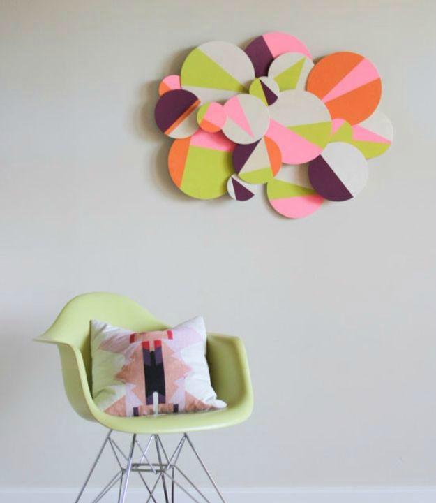 DIY neon 3d art