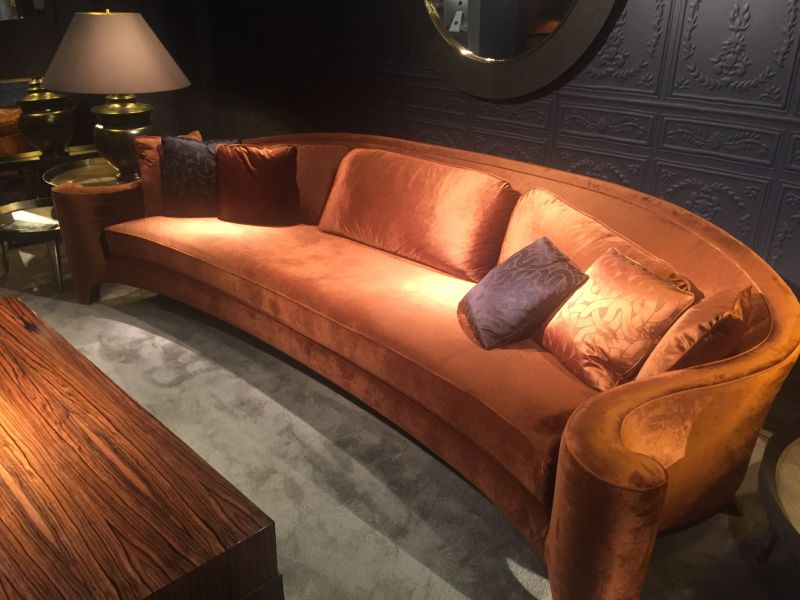 Extra large sofa for living rooms