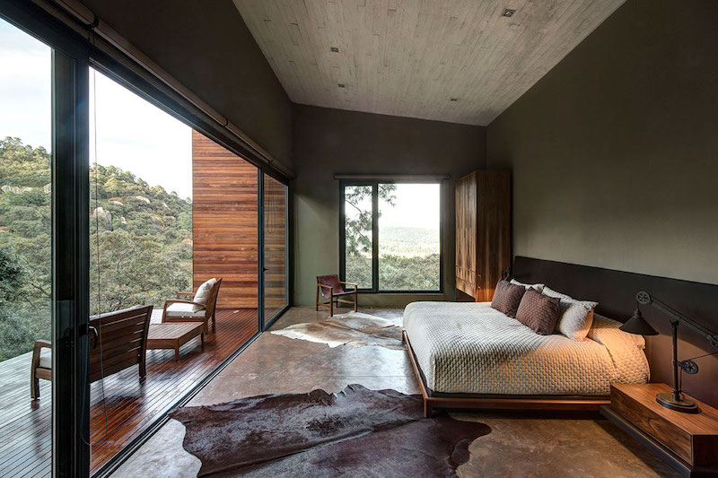 GG House master bedroom