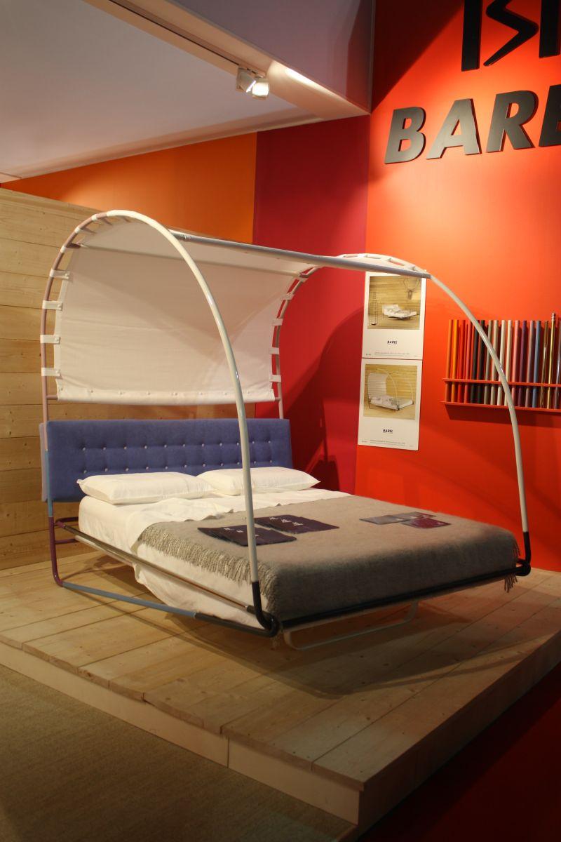 Geometric design Bed