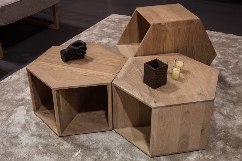 Geometric modular Coffee Tables
