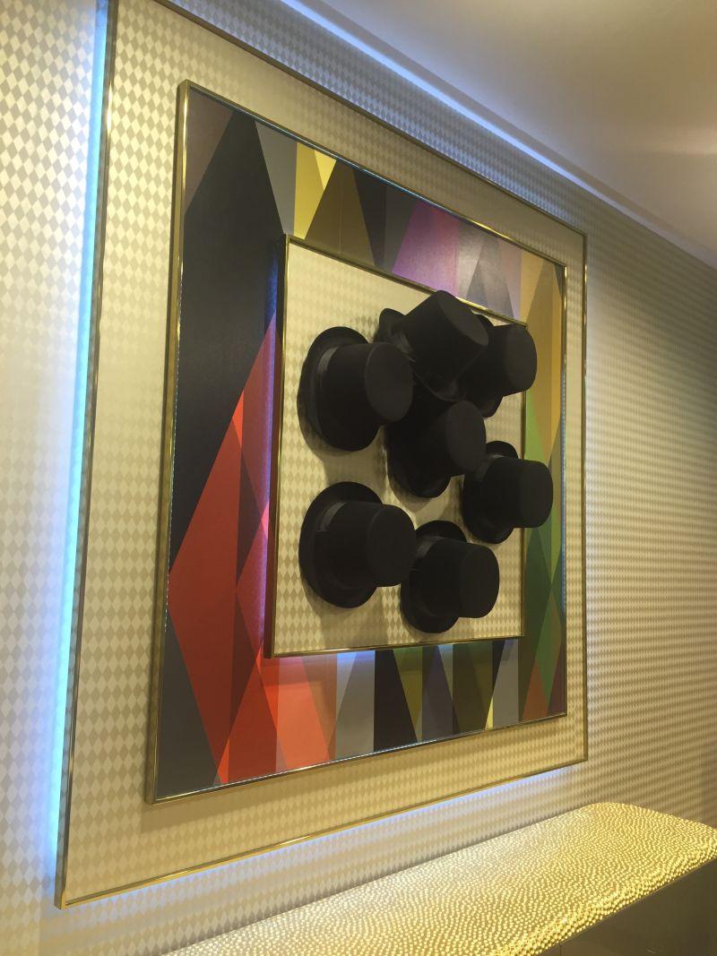 Hats Framed Wall Art